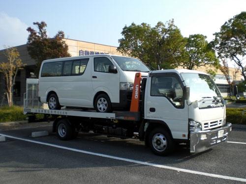 徳島県登録納車