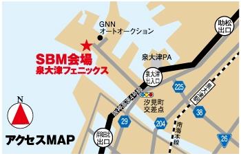 スタイルボックスミーティング泉大津地図