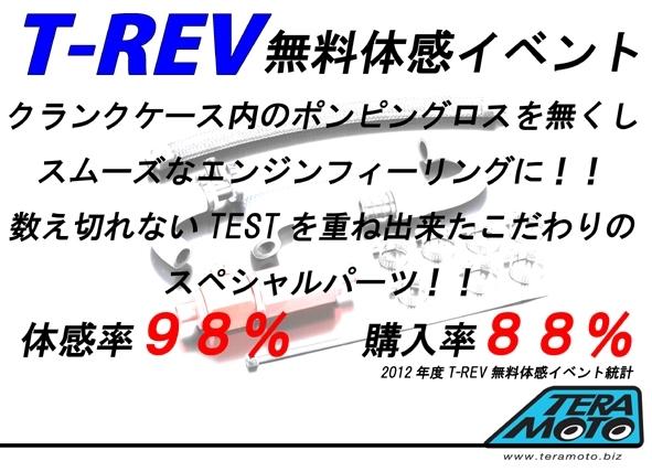 T-REV無料体感