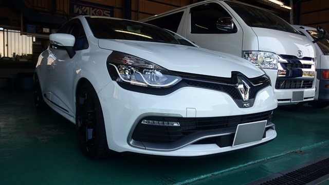 Renault Lutecia RS